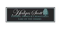 Hedges-Scott Funeral Home Logo