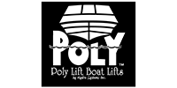 Poly-logo-on-black